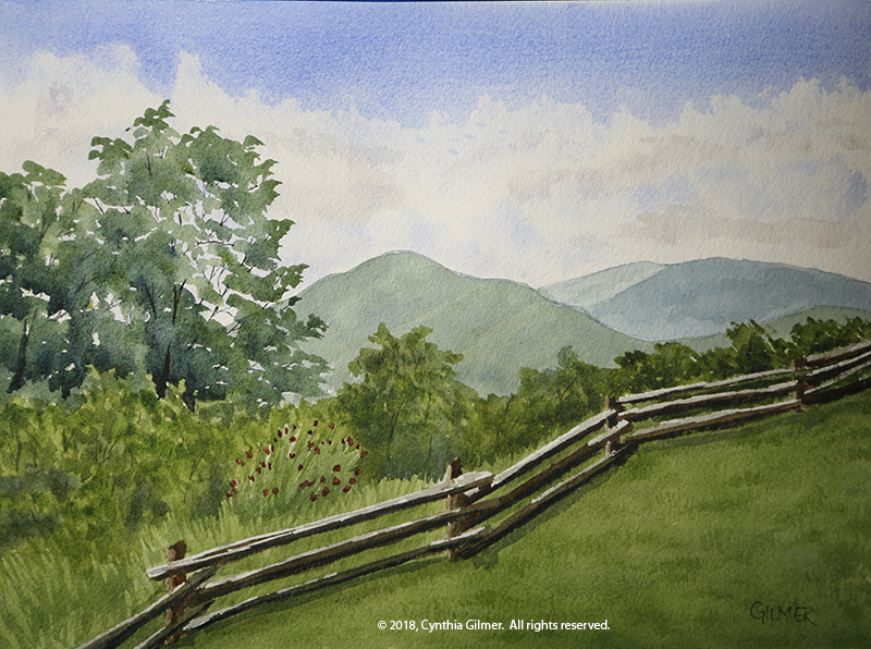 01d Three Ridges Aug 2018