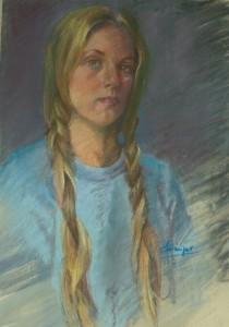 Jennifer's Portrait