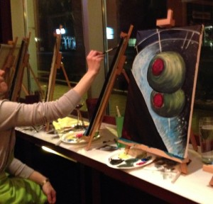 MFBC Painting Party 1