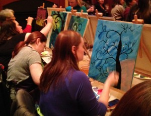 MFBC Painting Party 3