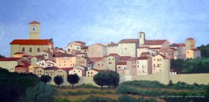 Umbrian Hill Town