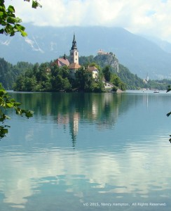 Lake Bled Photo