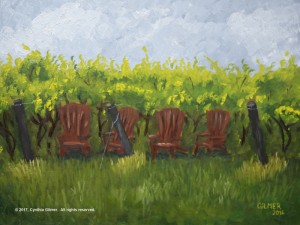 Rockbridge Vineyard Chairs